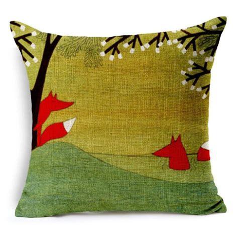inexpensive pillow cases cool cheap vintage cotton linen pillow sofa waist