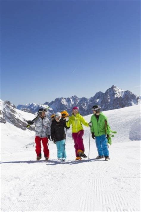 urlaub auf skih tte zugspitze ski reviews skiing