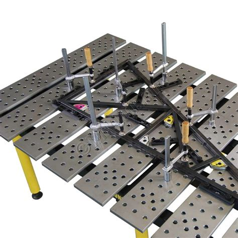 welding jig table tma57838 strong buildpro welding table jig fixture