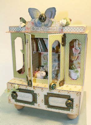 Curio Cabinet Kits Little Darlings Cabinet By Lauradenison Of