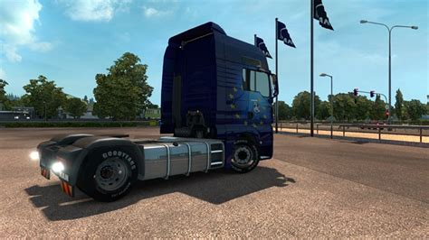 Tires And Rims On Credit Ets 2 Goodyear Tires And Rims Pack Simulator