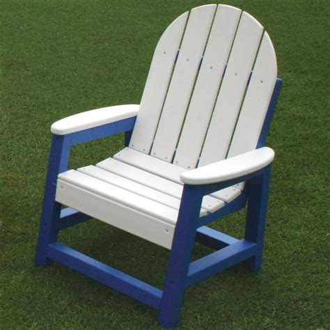 Recycled Plastic Patio Furniture by Eagle One Alexandria Recycled Plastic Patio Chair