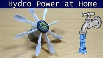 hydro power at home hydroelectric generator diy doovi