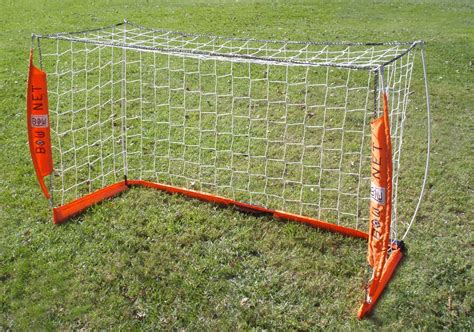 Backyard Flag Football Portable Mini Soccer Goal 3 X 5 By Bownet