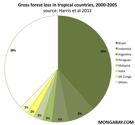 Reasons I Living In A Tropical Country by Chart Global Tropical Forest Loss