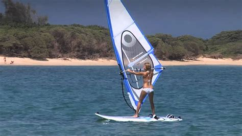 catamaran without sails experience neilpryde learning sup sail 2012 youtube