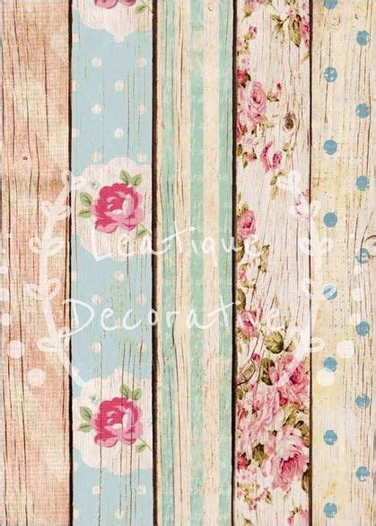 decoupage paper on wood 5401 best shabby chicka images on shabby chic
