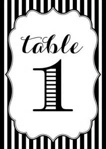 Free Printable Table Numbers Template Free Wedding Table Numbers Printable The Budget Savvy Bride
