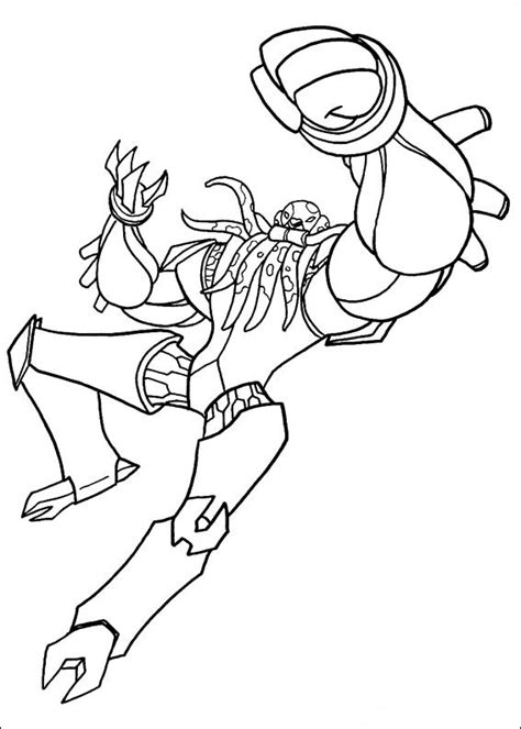 Free Printable Coloring Pages Cool Coloring Pages Ben Ben 10 Printable Rath Coloring Pages
