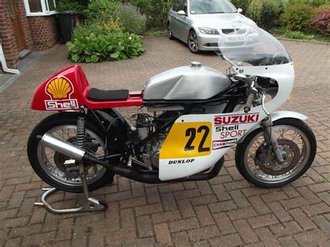 Suzuki Tr500 Seeley Tr500 Suzuki Classic Race Bike Fully Rebuilt Ready