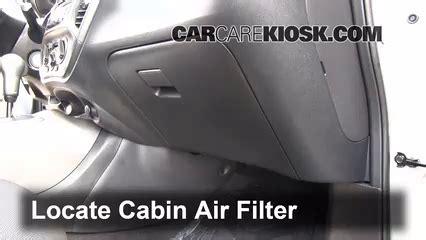 Filter Cabin Ac Nissan Juke cabin filter replacement nissan juke 2011 2016 2012 nissan juke s 1 6l 4 cyl turbo