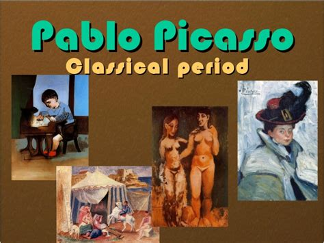 picasso paintings classical period pablo picasso classical period