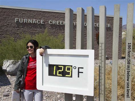 Valley Temperature Record Valley Temperatures Hit All Time Record Business Insider