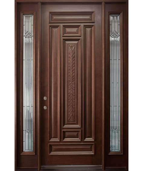 Creative Of Front Wooden Door Design Front Wooden Door Living Room Window Panels