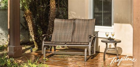 Patio Furniture Outdoor Patio Furniture Sets Tropitone Patio Chairs