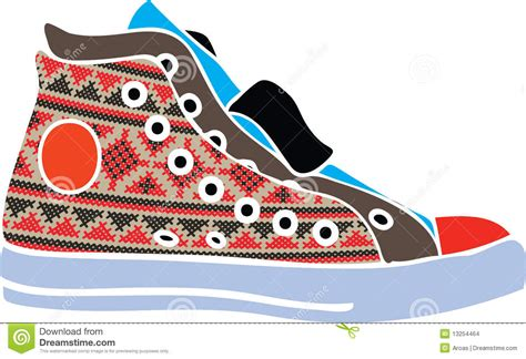 sport shoes vector sport shoes design vector stock images image 13254464