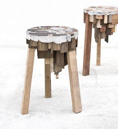 Wooden Stool Designs by 91 Best Furniture Stool Images On