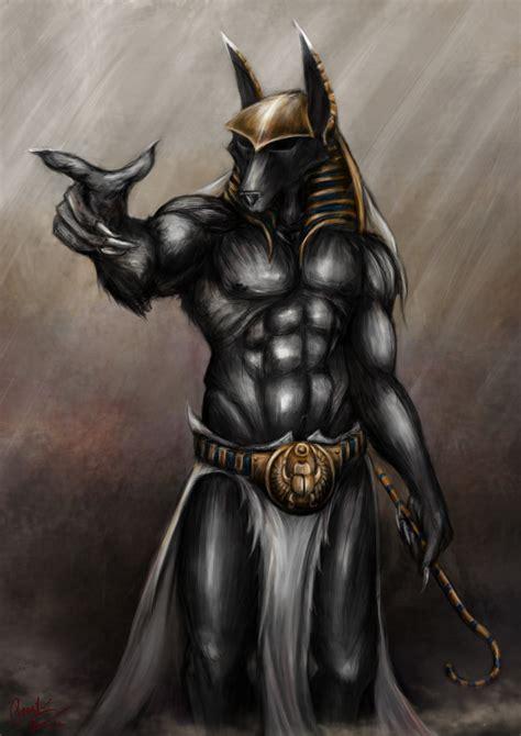 imagenes mitologicas egipcias imagenes de anubis dios