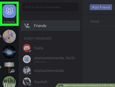 discord grey screen how to use reactions in discord on a pc or mac 7 steps