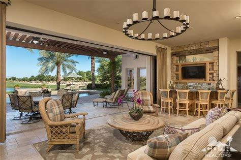 open air living room actor lyle waggoner selling golf friendly home in la quinta realtor 174