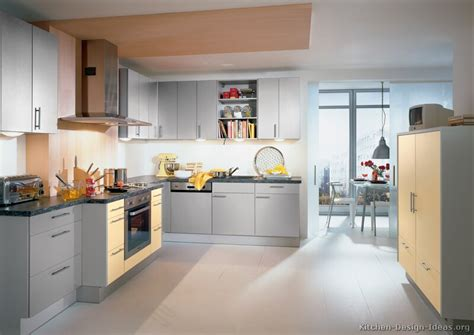 modern yellow and grey kitchen ideas hudson tiles blog gray modern kitchens