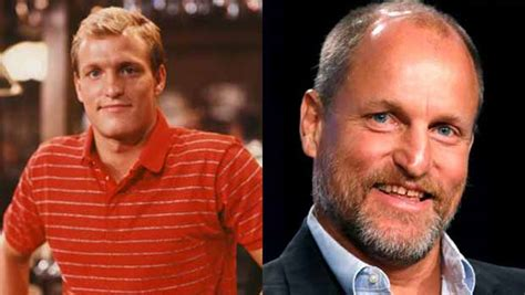 woody harrelson young cheers the cheers cast then and now plus fun facts revealed
