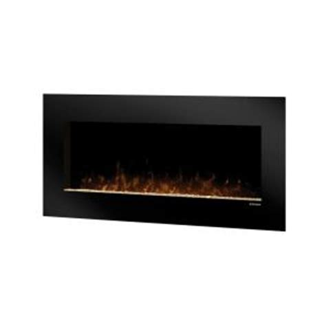 dimplex 43 in wall mount electric fireplace in