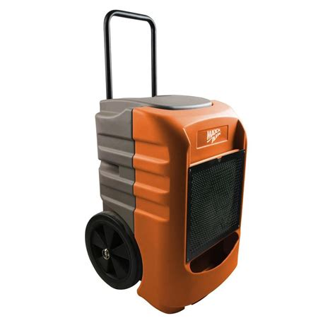 maxxair 145 pint bucketless portable dehumidifier dh 075