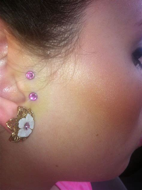 best tragus piercing jewelry 32 best images about vertical tragus on i