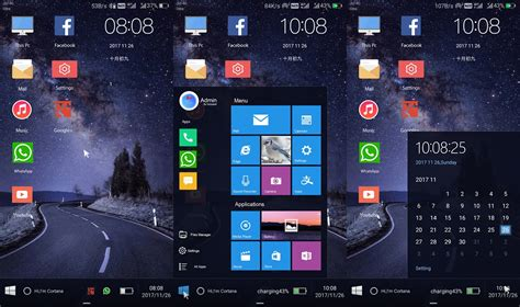 win themes and hot buttons windows 10 theme for emui 5 0 5 1 huawei themes