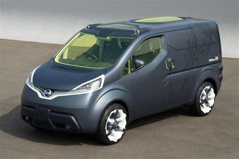 concept van future nissan quest minivan subaru impreza vs chevrolet