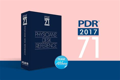 physicians desk reference 2017 laminine recognized in pdr since 2014 going 2018