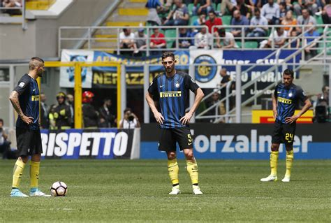 Termos Saring Inter Milan inter milan s struggles even include fan walkout the new indian express