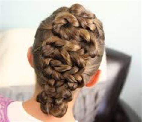 hair styilys for kids for ester with short hair pictures of easter braids girls hairstyle