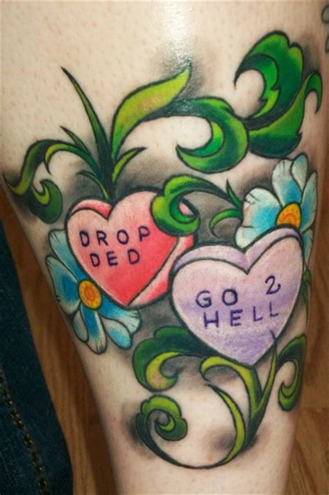 valentine tattoo bad tattoos s day special 14 more of the worst