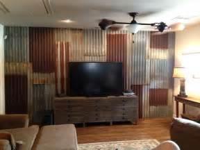 25 best ideas about corrugated metal walls on