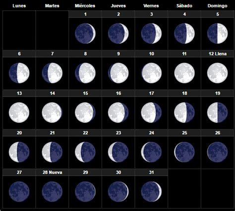 Calendario Lunar Marzo 2017 Argentina Calendario Lunar Enero 2018 Esoterismos