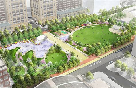 hargreaves unveils downtown east commons  park