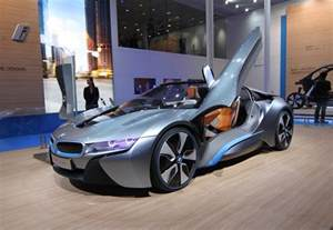 Electric Car Performance Parts Electric Cars To Dominate Auto Show Tires Parts News