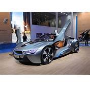 With Detroit Ruled Out It Is Likely The BMW I8 Spyder Will Be
