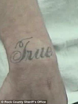 tattoo shops janesville wi release photos of wanted wisconsin s tattoos