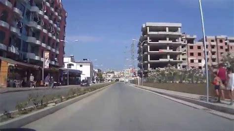 golem albanien golem plazhi durres albania korrik 2014