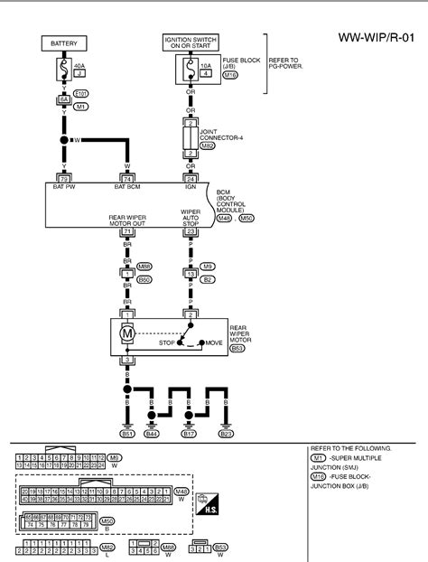 back space nissan march k11 wiring diagrams wiring