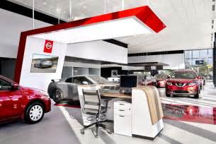 Atlanta Nissan Nissan S New Retail Design At Nalley Nissan Of Atlanta