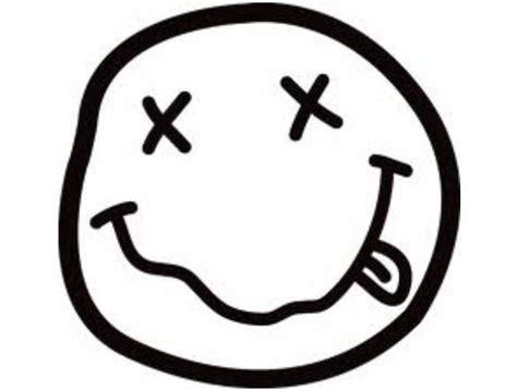 Nirvana Smiley Aufkleber by Die Besten 25 Nirvana Logo Ideen Auf Nirvana