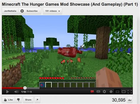 hunger games mod in minecraft meanwhile over on minecraft the hunger games are running