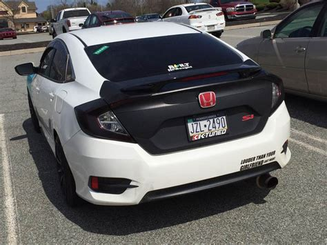 ricer civic 2016 honda civic ricer part 2 by tunercarsallday on deviantart