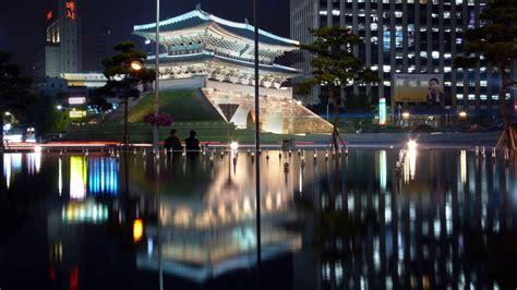 wallpaper iphone korea seoul 4k ultra hd wallpaper and background image
