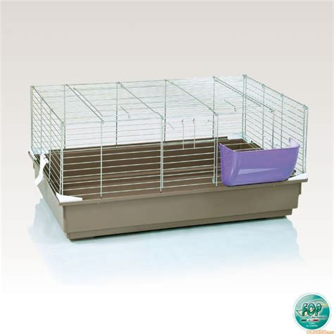 gabbia cavia gabbia cavie 90 fop colori assortiti petingros