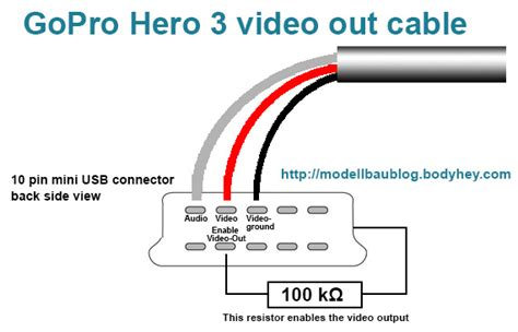gopro usb wiring diagram wiring diagram